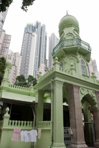 Hong Kong, Jamia Mosque