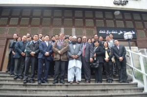 HK Police visit to Kowloon Mosque